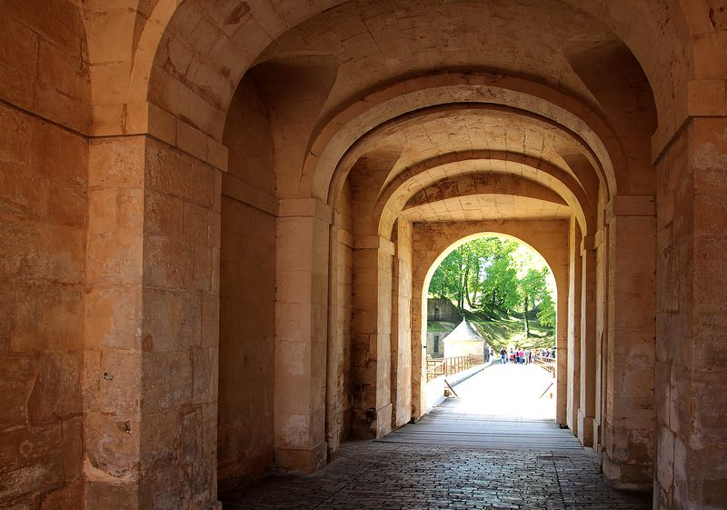 Passage de la Porte de France